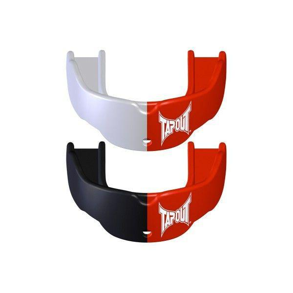 Капа TapouT Youth детская (2 штуки) Red/White/ Black