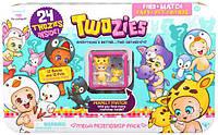 Младенцы Twozies 24 персонажа с сюрпризом большой набор, Moose
