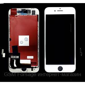 """Дисплей iPhone 8   (4,7"""")  white Hight Copy"""