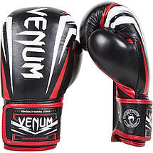 Боксерские перчатки Venum Sharp Boxing Gloves - Nappa Leather, фото 3