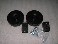 Комплект задніх проставок для збільшення кліренсу (36мм)Lanos,Sens (GSP AUTO)