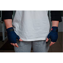 Бинты боксерские хлопок (пара) 3,5 м, фото 2
