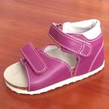 Ортопедическая обувь детская для мальчиков  Ortex Т62., фото 6