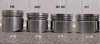 Поршня 1.1л 72.0 МеМЗ-245; поршень МеМЗ-245 1100 куб.см 72,25мм и 72,50 неоригинал, фото 1