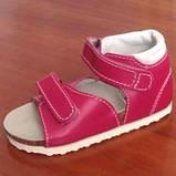 Ортопедическая обувь детская босоножки Ortex Т62., фото 4