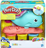 Игровой набор Hasbro Play-Doh Веселый Кит (E0100)