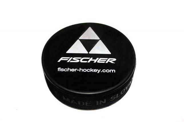 Шайба хоккейная FISCHER Рucks, фото 2