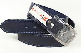 Ремінь шкіряний джинсовий Masco 45 мм