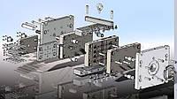Проектирование и изготовление пресс-форм для литья пластмасс.