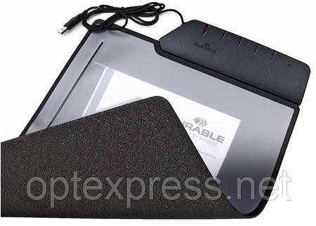 Настольное покрытие DURABLE с USB-разъемом