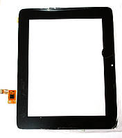 Сенсор для China-Tablet PC 8 Teclast P85A, P85HP (черный, capacitive, 6 pin, (205*159 mm), 8) #PINGBO PB80DR8371