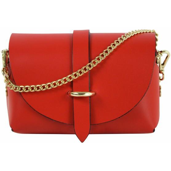 Женская сумочка из натуральной кожи Элвия
