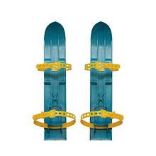 Лыжи-мини детские пластик 35 см