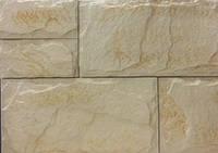 Камень искусственный Сланец Ваниль