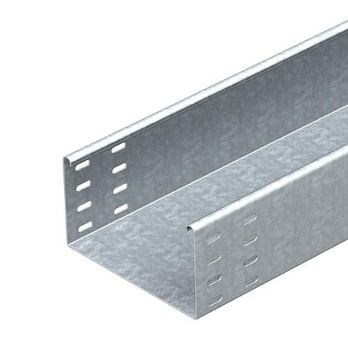 Неперфорированный лоток 110x550 SKSU 155 FS