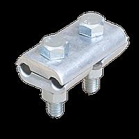 Плашечный зажим ПА 1-1 (сечение провода 16-35 мм2, диаметр провода 5,1-9,0 мм) Билмакс