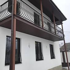 Балконні огорожі