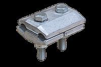 Плашечный зажим ПА 2-1 (сечение провода 50-95 мм2, диаметр провода 9,6-11,4 мм) Билмакс