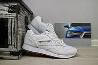 Мужские кроссовки Reebok L8500 (белые), ТОП-реплика, фото 1