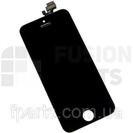 Дисплей iPhone 5G с тачскрином (Black) Original Foxconn, фото 2