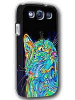 Чехол  для samsung galaxy s3 кошка