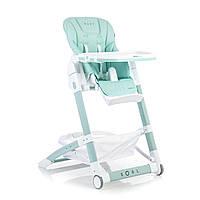 Детский стульчик для кормления Mioobaby-Soul  Ментол