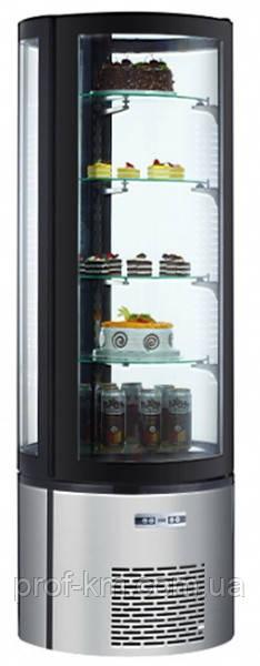 Витрина холодильная EWT INOX ARC400R