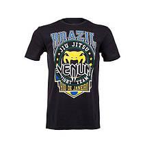 Детская футболка Venum Carioca Junior T-shirt, фото 3