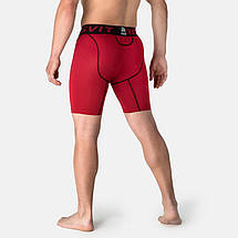 Компрессионные шорты Peresvit Air Motion Compression Shorts Red, фото 2