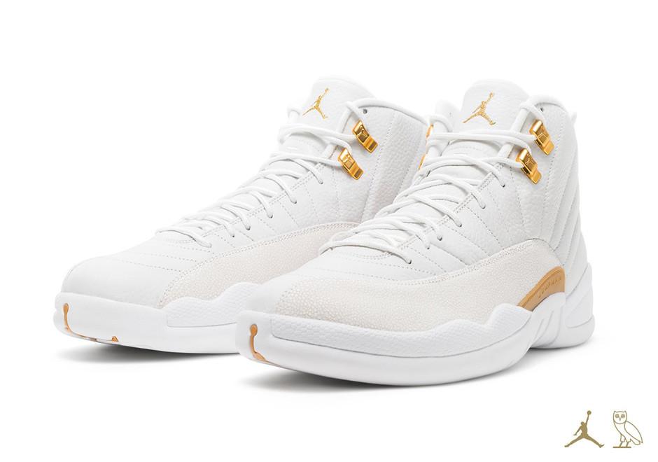 b08d6f015ba8 Женские кроссовки Nike Air Jordan 12 OVO