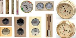 Термометры, гигрометры, песочные часы, для бани и сауны