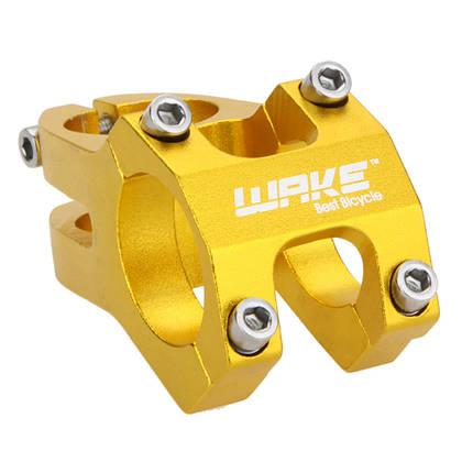 Вынос руля WAKE Best Bicycle GOLD, фото 2