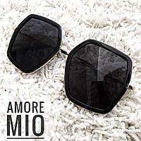 Женские солнцезащитные очки шестиугольные 36164