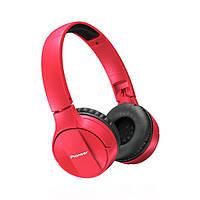 Навушники накладні з мікрофоном безпровідні Pioneer SE-MJ553BT-R Red (SE -MJ553BT fd28751095862