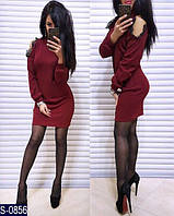 Платье S-0856 (42, 44) — купить Платья оптом и в розницу в одессе 7км