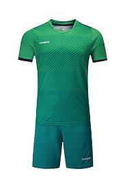 Футбольная форма Europaw 017 бирюзовая