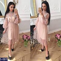 Платье S-0870 (42-46)