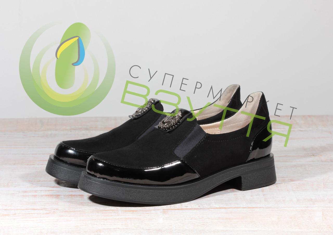598b9764b Кожаные женские туфли Alamo 8-156 36,37,38,39,40 размеры: продажа ...