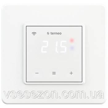 Wi-Fi терморегулятор (программатор) Terneo sx с сенсорным управлением