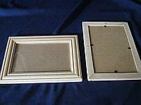 Рамка 10*15 для фотографии бук деревянная для творчества, декупажа