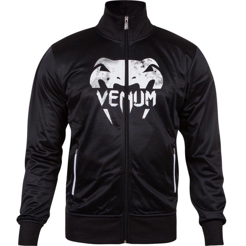 Спортивна кофта Venum Giant Grunge Jacket Black White