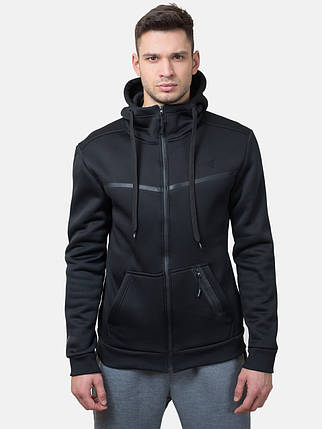 Толстовка Peresvit Neoteric Warm Up Hoodie Black, фото 2