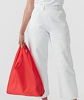 Модная женская сумка пакет. Для шопинга, для пляжа.