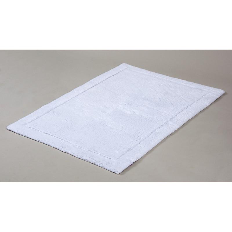Коврик для ванной Irya - Gloria beyaz белый  70*110 см