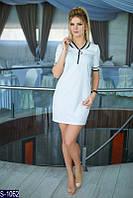 Платье S-1062 (42, 44, 46) — купить Платья оптом и в розницу в одессе 7км