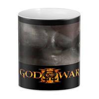 Кружка  God of War Ascension Бог войны