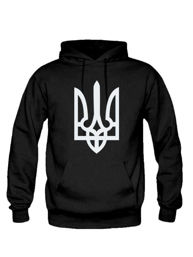 Толстовки кенгурушки свитшоты патриотические герб України