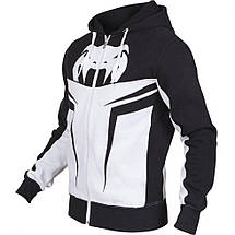 Толстовка Venum Shockwave 3.0 Hoodie Ice Black, фото 3