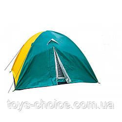 Палатка Двухслойная Туристическая Verus Макси Кокон, Размер 200х250х150 См, Ps