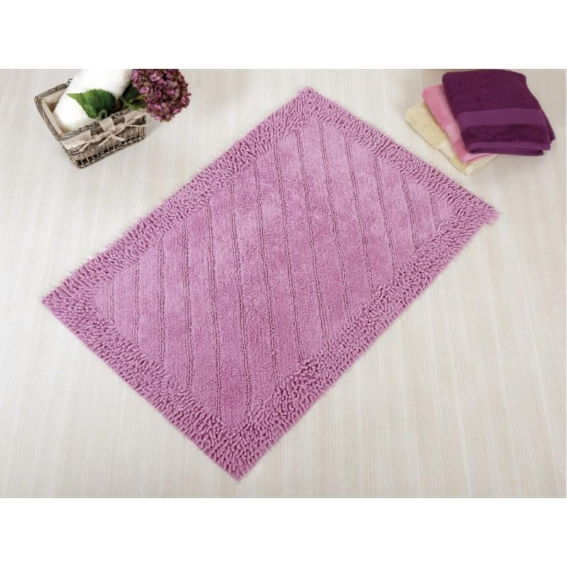 Коврик для ванной Irya - Doly purple сиреневый   70*110 см
